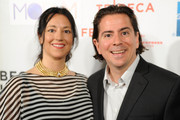 """Sopia Cohen and producer Craig Cohen attend the premiere of """"Beware The Gonzo"""" during the 2010 Tribeca Film Festival at the Tribeca Performing Arts Center on April 22, 2010 in New York City."""