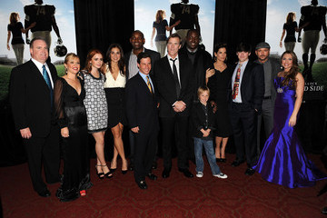 """Jae Head Premiere Of """"The Blind Side"""" - Arrivals"""