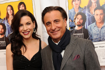 """Andy Garcia Julianna Margulies Premiere Of """"City Island"""" - Arrivals"""
