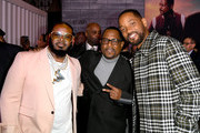 Will Smith and T-Pain Photos Photo