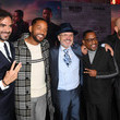 Martin Lawrence and Bilall Fallah Photos