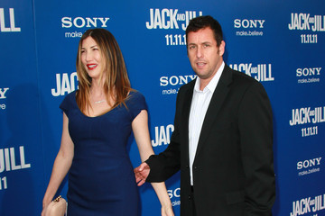 """Adam Sandler Premiere Of Columbia Pictures' """"Jack And Jill"""" - Arrivals"""