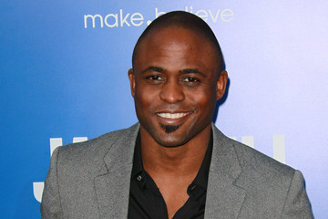 """Wayne Brady Maile Brady Premiere Of Columbia Pictures' """"Jack And Jill"""" - Arrivals"""