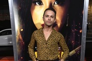 """Thomas Dekker attends  the Premiere Of Columbia Pictures' """"Miss Bala"""" at Regal LA Live Stadium 14 on January 30, 2019 in Los Angeles, California."""