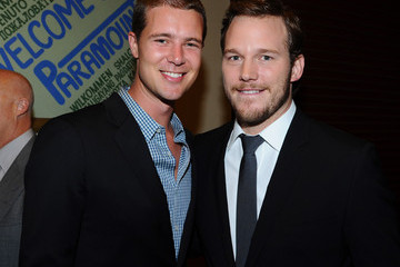 "Chris Pratt Premiere Of Columbia Pictures' ""Moneyball"" - Red Carpet"