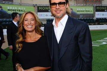 """Rachael Horovitz Premiere Of Columbia Pictures' """"Moneyball"""" - Red Carpet"""