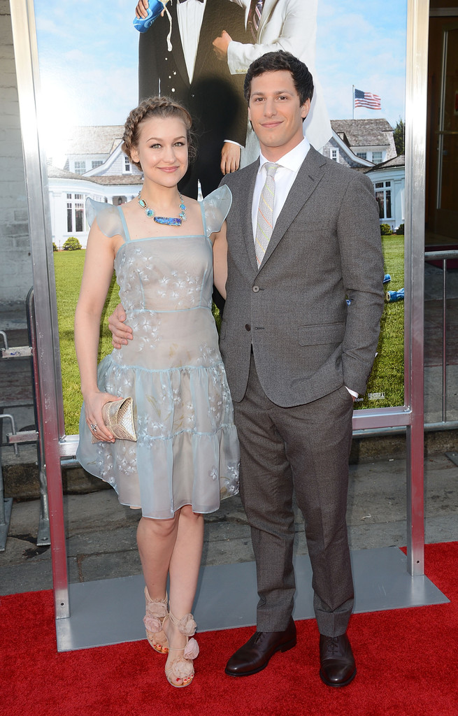 Joanna Newsom Photos Premiere Of Columbia Pictures Thats My Boy