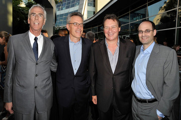"""Tom Rosenberg Gary Lucchesi Premiere Of Columbia Pictures' """"The Ugly Truth"""" - Arrivals"""
