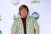 "Actor Doug Brochu attends the ""Prep & Landing"" film premiere at The El Capitan Theatre on November 16, 2009 in Hollywood, California."