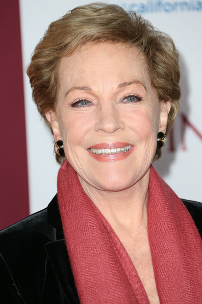 Julie Andrews was considered for the role of Mrs. Potts.