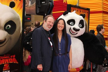 """Jennifer Yuh Nelson Premiere Of DreamWorks Animation's """"Kung Fu Panda 2"""" - Arrivals in Los Angeles"""