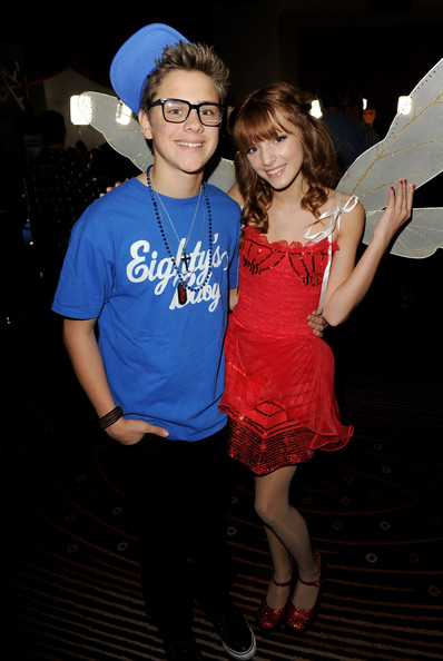 Bella Thorne And Garrett Backstrom Garrett Backstr...