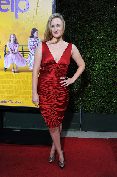 Actress Ashley Johnson  attends the premiere Of DreamWorks Pictures' 'The Help' held at The Academy of Motion Picture Arts and Sciences, Samuel Goldwyn Theater on August 9, 2011 in Beverly Hills, California.