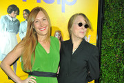 """Singer Schuyler Fisk (L) and actress Sissy Spacek attend the premiere of DreamWorks Pictures' """"The Help"""" held at The Academy of Motion Picture Arts and Sciences Samuel Goldwyn Theater on August 9, 2011 in Beverly Hills, California."""
