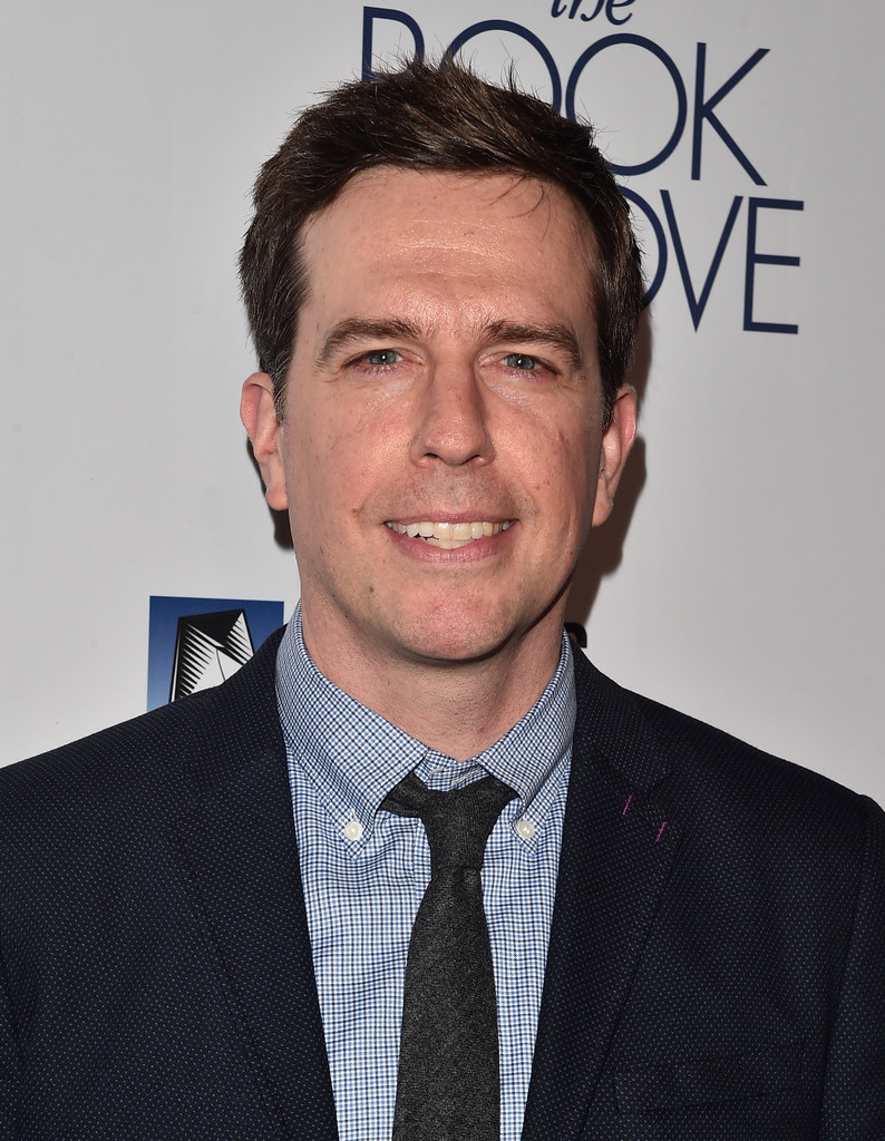 Ed Helms Photos Photos - Premiere of Electric ...
