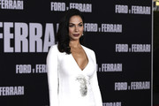 "Moran Atias attends Premiere Of FOX's ""Ford V Ferrari"" at TCL Chinese Theatre on November 04, 2019 in Hollywood, California."