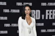 "Moran Atias attends the Premiere of FOX's ""Ford V Ferrari"" at TCL Chinese Theatre on November 04, 2019 in Hollywood, California."
