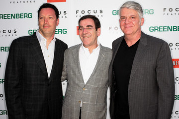 "John Lyons Premiere Of Focus Features' ""Greenberg"" - Arrivals"
