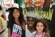 Wayne Brady and Maile Brady Photos Photo