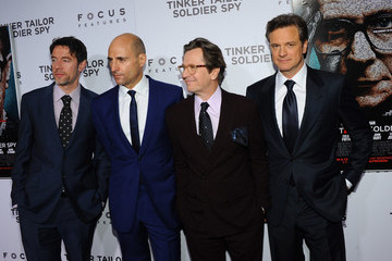 """Gary Oldman Colin Firth Premiere Of Focus Features' """"Tinker, Tailor, Soldier, Spy"""" - Arrivals"""