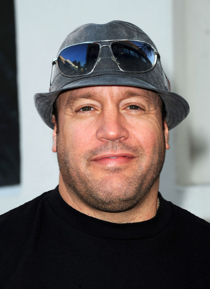 "Actor Kevin James arrives at the Premiere Of Freestyle Releasing's ""A Little Help"" at Sony Pictures Studios on July 14, 2011 in Culver City, California."