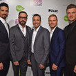 The Backstreet Boys Celebrate Their Documentary