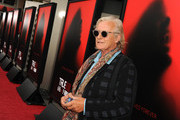 Actor Rutger Hauer attends the premiere of HBO's 'True Blood' at ArcLight Cinemas Cinerama Dome on June 11, 2013 in Hollywood, California.