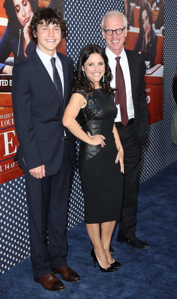 Julia Louis Dreyfus Sons Julia Louis Dreyfus And