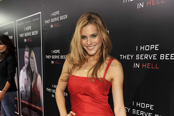 """Susie Abromeit Premiere Of """"I Hope They Serve Beer In Hell"""" - Arrivals"""