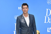 """Ken Marino attends the premiere of LD Entertainment's """"Dog Days"""" at Westfield Century City on August 5, 2018 in Century City, California."""