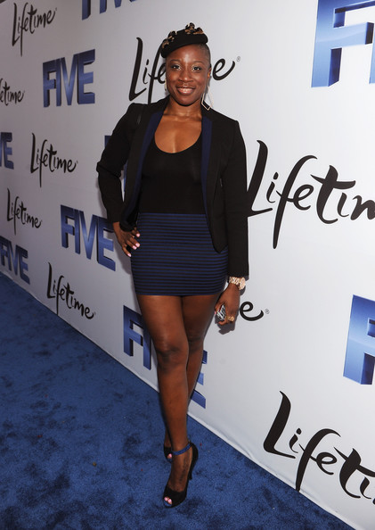 Aisha Hinds Aisha Hinds Pictures quotPremiere Of Lifetime39s Five From