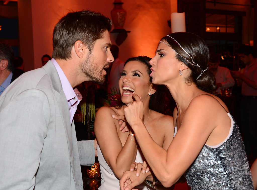 roselyn sanchez and eric winter photos photos devious