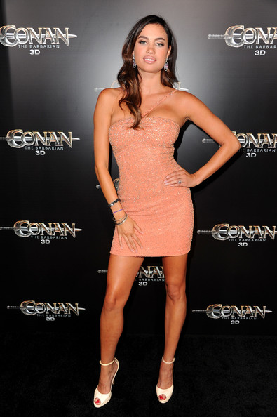 "Premiere Of Lionsgate Films' ""Conan The Barbarian"" - Red ..."