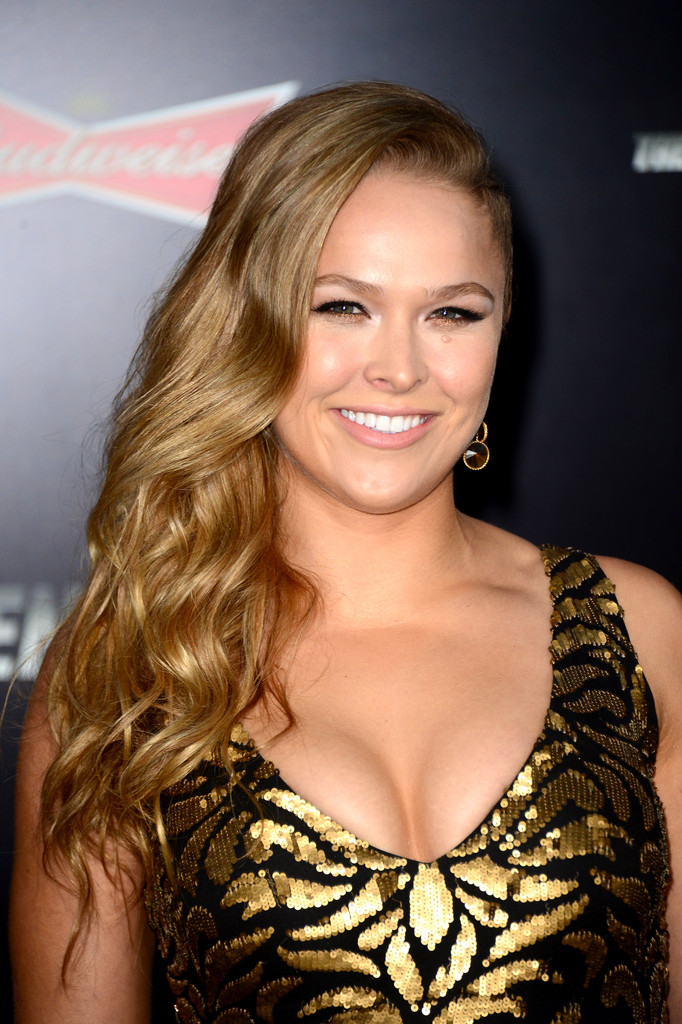 Ronda Rousey Photos Photos The Expendables 3 Premieres