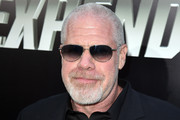 Actor Ron Perlman attends the premiere of Lionsgate Films' 'The Expendables 3' at TCL Chinese Theatre on August 11, 2014 in Hollywood, California.