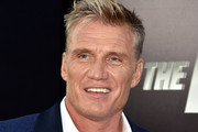 Actor Dolph Lundgren attends the premiere of Lionsgate Films' 'The Expendables 3' at TCL Chinese Theatre on August 11, 2014 in Hollywood, California.