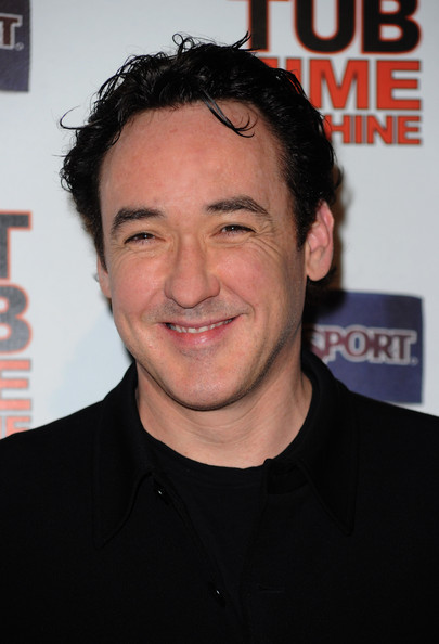 "John Cusack Actor John Cusack arrives at the after party premiere of MGM & United Artisits' ""Hot Tub Time Machine"" on March 17, 2010 in Hollywood, California."