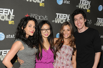 "Michelle Ang Premiere Of MTV's ""Teen Wolf"" - Red Carpet"