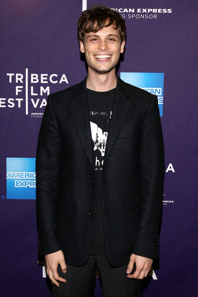 matthew gray gubler in premiere of quotmagic valleyquot at the