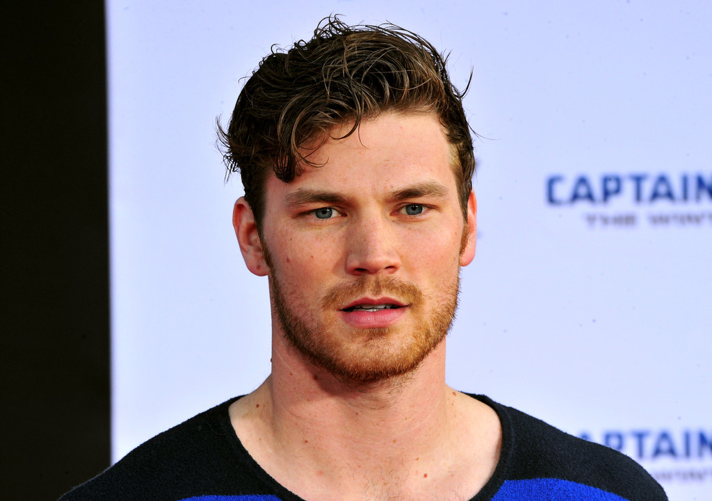 Derek Theler Photos Photos - 'Captain America: The Winter ...