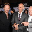 Alan Taylor and Anthony Hopkins Photos