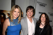"""(L-R) Producers Heidi Jo Markel, Alan Siegel and producer/screenwriter Hanna Weg arrive at the premiere of Momentum Pictures' """"September Of Shiraz"""" at the Museum of Tolerance on June 21, 2016 in Los Angeles, California."""