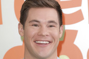 """Adam DeVine attends the premiere of Netflix's """"Green Eggs And Ham"""" at Hollywood American Legion on November 03, 2019 in Los Angeles, California."""