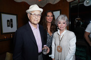 Rita Moreno and Norman Lear Photos Photo
