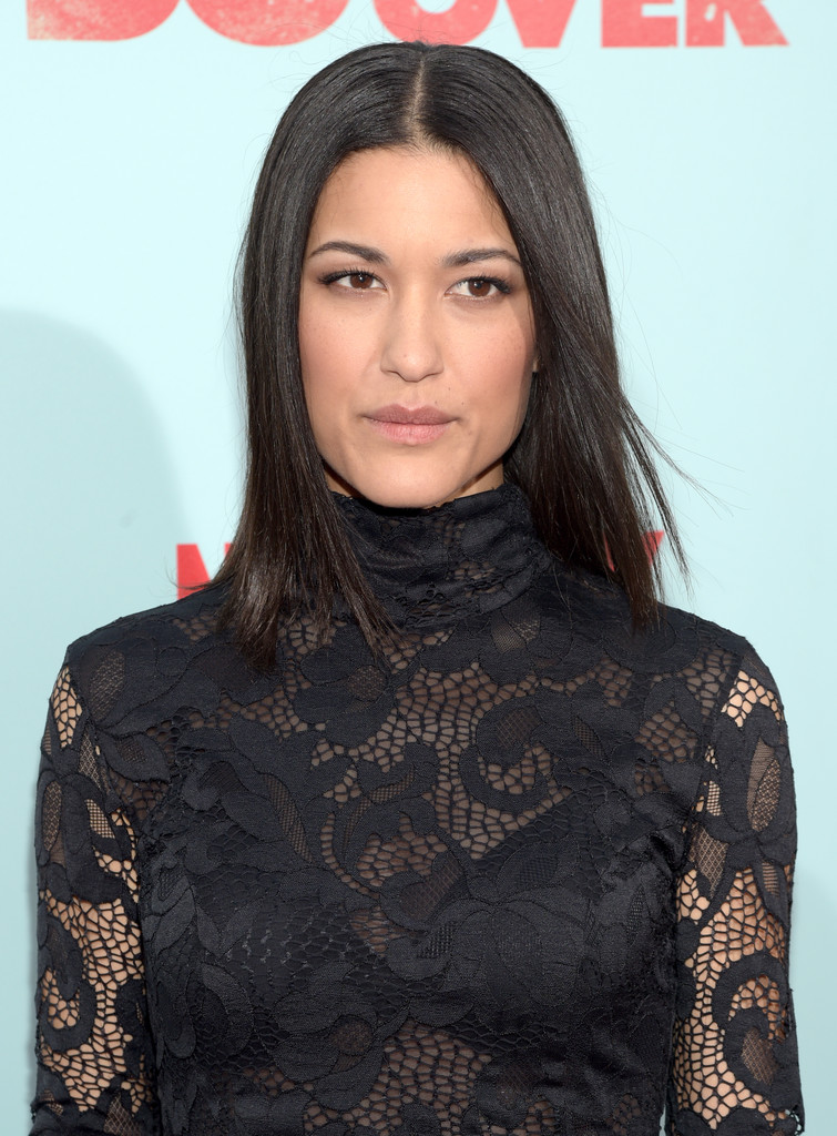 Julia Jones At Burberry Body Launch In Beverly Hills: Premiere Of Netflix's 'The Do