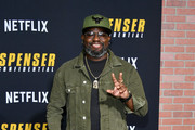"""Lil Rel Howery attends the Premiere of Netflix's """"Spenser Confidential"""" at Regency Village Theatre on February 27, 2020 in Westwood, California."""