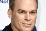 """Michael C. Hall attends the premiere of New Line Cinema and Warner Bros. Pictures' """"Game Night"""" at TCL Chinese Theatre on February 21, 2018 in Hollywood, California."""