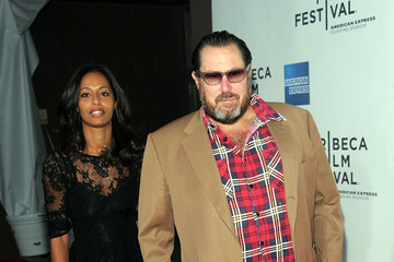 """Julian Schnabel Rula Jebreal Premiere Of """"Newlyweds"""" At The 2011 Tribeca Film Festival"""