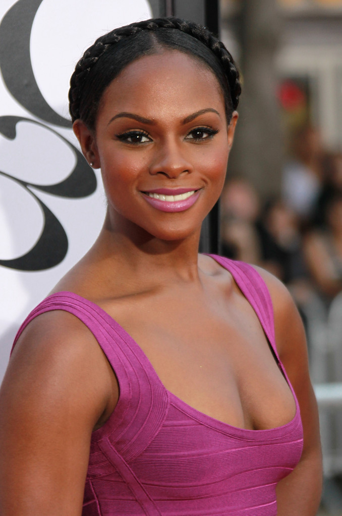 "Tika Sumpter in Premiere Of ""What's Your Number ..."