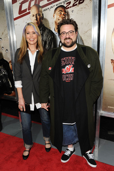 kevin smiths wife naked